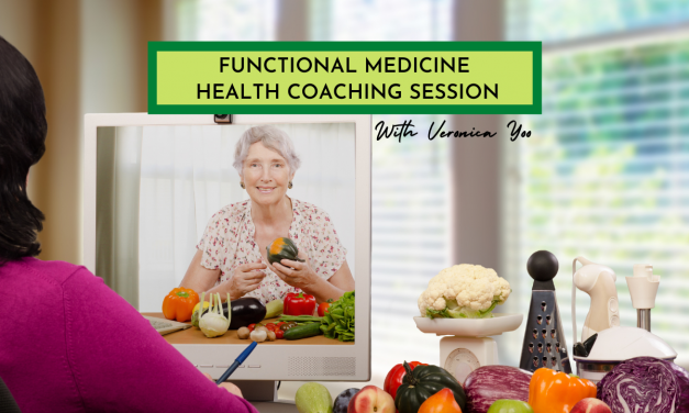 1 – on – 1 Functional Medicine Health Coaching Session With Veronica Yoo
