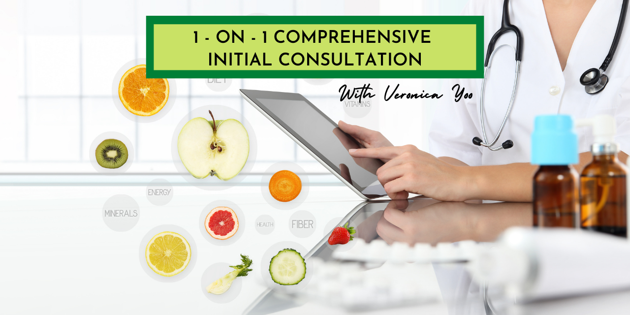 Initial Consultation with Veronica Yoo
